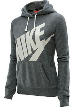 Fitness Womens Clothes - Nike Hoodie - nike womens clothing
