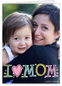 Chalkboard Heart Mother's Day Card by Petite Lemon