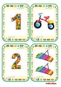 Το νέο νηπιαγωγείο που ονειρεύομαι : Καρτέλες αρίθμησης με θέμα το παιχνίδι Preschool Education, Preschool Crafts, Math Numbers, Letters And Numbers, Math Games, Preschool Activities, Math Art, Art N Craft, Kindergarten Math