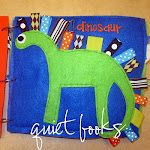 Creative Juices: more quiet book pages