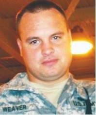 Army SSG Shannon V. Weaver, 28, Urich, Missouri. Died May 21, 2007, serving during Operation Iraqi Freedom. Assigned to 425th Brigade Special Troops Battalion, 4th Brigade Combat Team (Airborne), 25th Infantry Division, Fort Richardson, Alaska. Died of injuries sustained when multiple improvised explosive devices detonated near his vehicle during combat operations in Baghdad, Iraq.