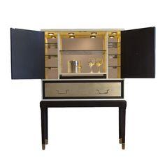Belle Meade Bijou Bar Cabinet