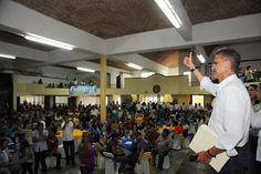 Jóvenes cierran filas en apoyo a Carlos Felton