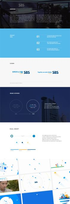 SBS Channel Design Re-branding