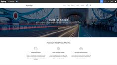 Polestar is a lightweight, full width, responsive WordPress theme from PuroThemes with a lightweight flexible design that keeps the focus on your content. Pole Star, Best Sites, Building Design, Wordpress Theme, Flexibility, Content, Back Walkover, Wordpress Template