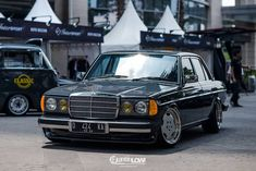 Would you make ur W123 like this? .  Owne