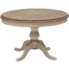 Great Paula Deen Home Paulau0027s Round Pedestal Dining Table In Linen | For The Home  | Pinterest | Round Pedestal Dining Table, Pedestal Dining Table And Paula  Deen