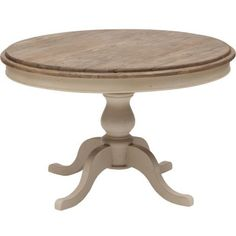 Round Kitchen Table: