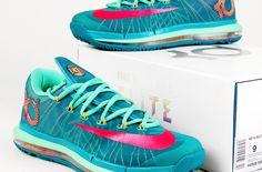 "buy popular 2bb96 0f864 Nike KD 6 Elite ""Hero"" (Detailed Images)"