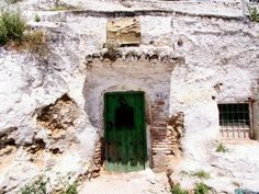 The Flying Tortoise: The Caves Of Sacromonte. One Of Spain's Historic Gypsy Cave Dwelling Areas...