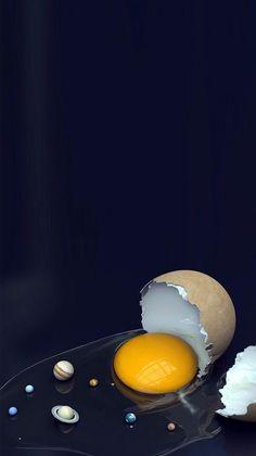 "mauregatos: ""Galaxy sun egg planetrs. """