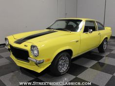 chevy vega show cars | 1972 Chevrolet Vega-20123558 - Chevrolet - Classic Cars for sale from ...