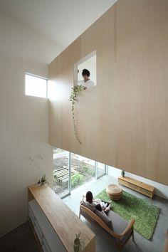Azuchi House / ALTS Design Office