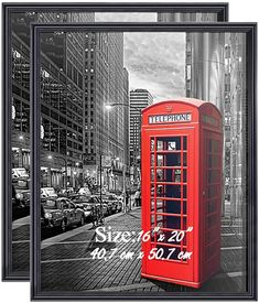 Office Wall Decor, Office Walls, Multi Picture Frames, Picture Wall, Landline Phone, Frames On Wall, Poster, Board, Billboard