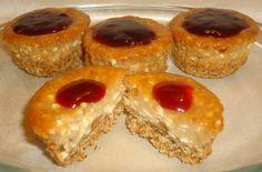 PB Cheesecake minis