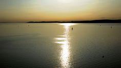 6630 Balatoni nyar H.Szabo Sandor felvetele To Go, Celestial, Sunset, Beach, Places, Water, Outdoor, Vacation, Viajes