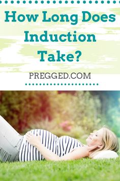 We wonder what induction really means; what will happen to us and how it feels; and how long do inductions take from the start of the process to the birth of our baby. Learn everything about induction on this pin! Plus Size Pregnancy, Pregnancy Info, Pregnancy Health, Pregnancy Workout, Trimesters Of Pregnancy, Hospital Birth, Natural Birth, Baby Cover