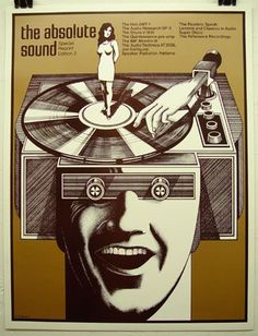 Absolute Sound record player