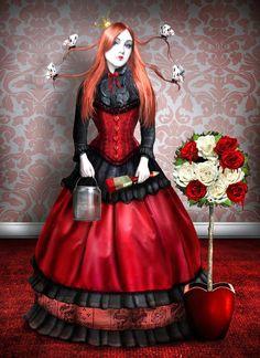 lewis carroll valentine poem