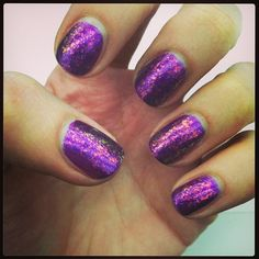 Modern Family Nicole by OPI collection with Shine of the Times by Essie