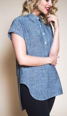 Kalle Shirt & Shirtdress image 11