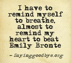 I often feel myself holding my breath because it hurts so much to breathe