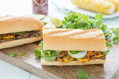 Reposting @advancedhealthmart: #Vegan Meal Plan | Banh Mi Sandwiches, Tofu Lettuce Wraps & Zucchini Boats Visit our Twitter page to get the active link.  #health #nutrition #diet