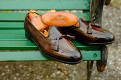 The best thing you can do for your shoes is to get a beauty farm treatment by Dandy Shoe Care. Only in this way your shoes remain healthy and beautiful for a very long time indeed. Prevention is the best cure!Please contact Dandy Shoe Care. We will be happy to take care of your shoes!