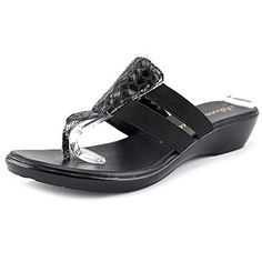 Rampage Womens Bellina Platform Sandal Natural 8 M US >>> Check out the image by visiting the link.