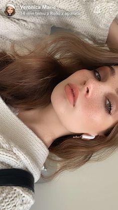 Beauty Makeup, Hair Makeup, Girl Inspiration, Natural Looks, Veronica, Make Up, Pretty, Calm, Girls