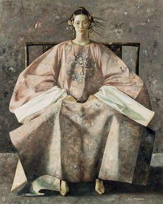 lu jianjun paintings   lu jianjun source lu jianjun source gabrielle bakker the reader