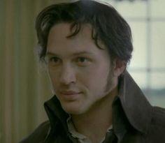 Tom Hardy as Heathcliff