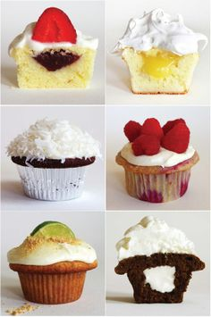 33 cupcake recipes