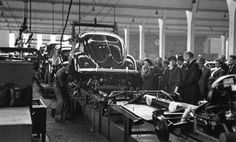 VW production