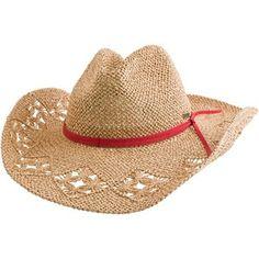 Roxy Cowgirl Straw Hat