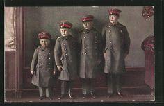 kronprinzlichen Söhne in Feldgrau, Kronprinz Wilhelm von Preußen 1915