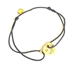 Bracelet fil Tête de mort