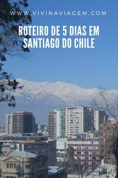Santiago, a capital do Chile, é uma cidade incrível e repleta de atrativos turísticos. Para conhecer e aproveitar o melhor da capital chinela é preciso reservar pelos menos 5 dias completos e foi isso o que nós fizemos. Em junho de 2017, tivemos a oportunidade de visitar pela primeira vez essa linda cidade, nós adoramos e ficamos com gostinho de quero mais. Confira nosso roteiro de 5 dias em Santiago.
