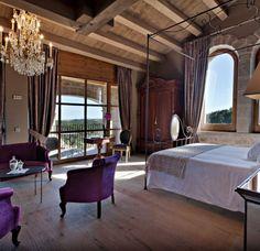 Hotel de lujo con encanto en Cataluña   Hotel La Vella Farga - Solsona