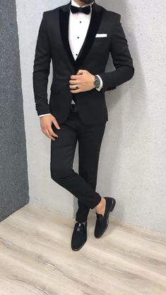 wedding suits men Bernard Red Tuxedo with Velvet Collar MenSuitsPage - Tuxedo for men - Best Wedding Suits, Black Suit Wedding, Wedding Dress Men, Wedding Card, Mens Casual Suits, Mens Fashion Suits, Formal Suits For Men, Suit For Men, Best Suits For Men