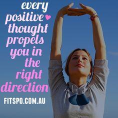 #fitspo #positivity