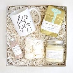 Aster Market Relax Gift Box