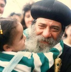 Pope Shenouda, Bible Timeline, Orthodox Christianity, Christian Art, Vintage Pictures, Sick, Saints, Couple Photos, Beauty