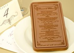Custom Molded Belgian Chocolate for the Hospitality Industry