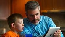 How to help your kids succeed? Talk, talk, talk