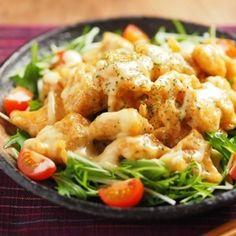 鶏むね肉のエビマヨ風・鶏マヨ+by+筋肉料理人さん+|+レシピブログ+-+料理ブログのレシピ満載! ++∩・∀・)こんにちは~筋肉料理人です!鶏むね肉を使ったエビマヨ風料理レシピの紹介です~エビマヨ風皆さん、エビマヨはお好きですよね!以前、居酒屋でアルバイト料理人やってた頃、エビマヨは人気メニューで...