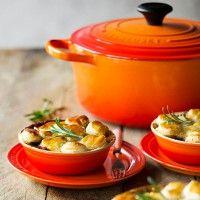 Lamb and Mushroom Pies - Le Creuset Recipes