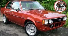 Corolla Ke70, Toyota Corolla, Toyota Cars, Japanese Cars, Jdm Cars, Car Stuff, Pitbull, Cars And Motorcycles, Tractor