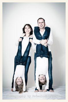 Familien portrait