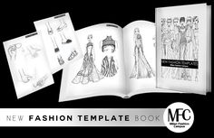 "Refer to 3 friends and get the ""How to Draw Fashion"" for FREE !"